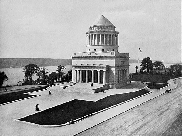 NIE 1905 New York (city) - Tomb of Gen. U. S. Grant.jpg