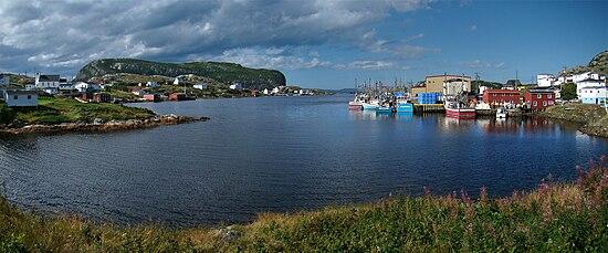 Salvage, Newfoundland and Labrador - Wikipedia