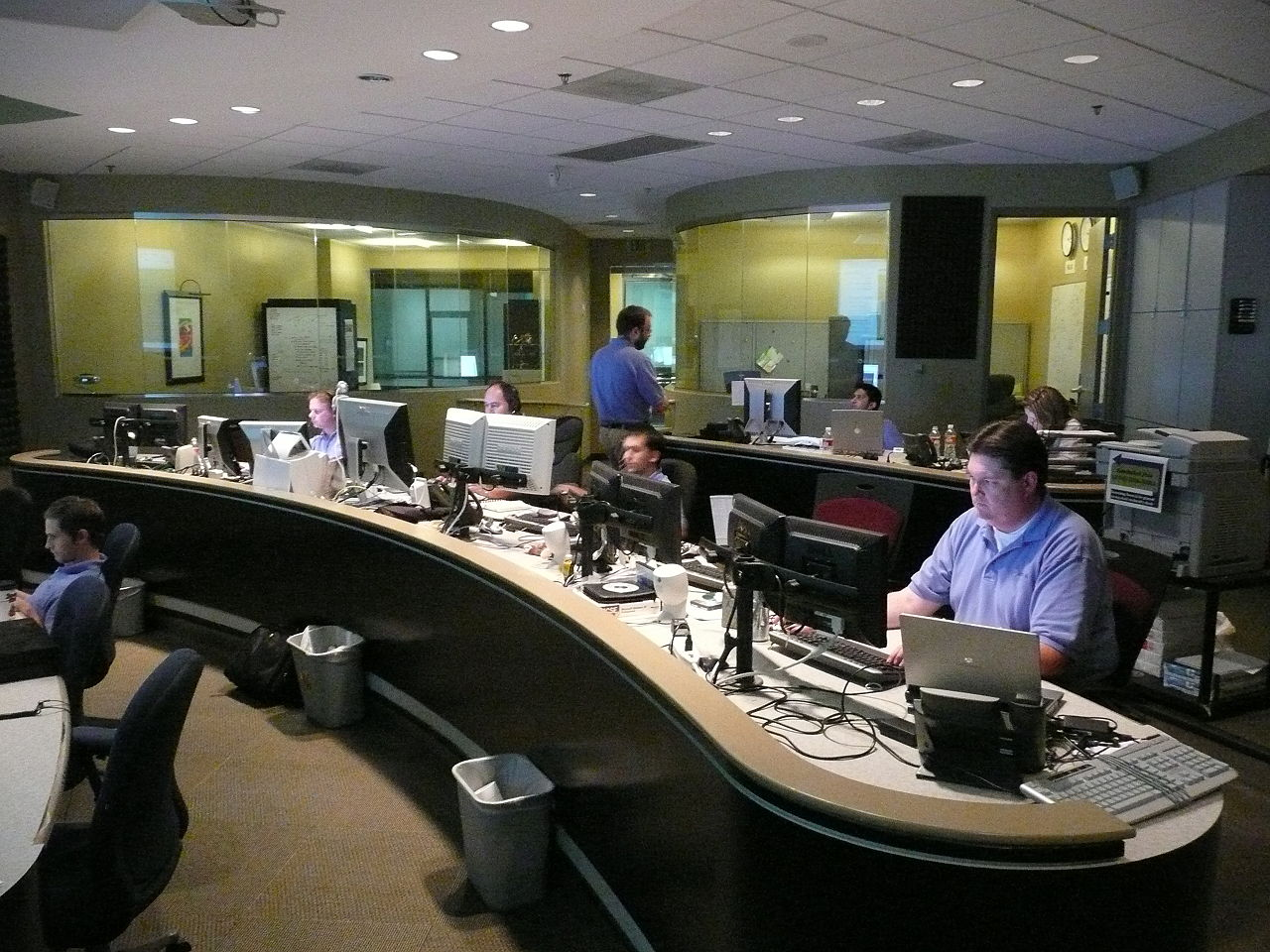 Computer Operations Center