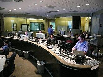 Network operations center - Technicians in Architel NOC
