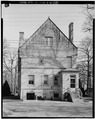 NORTH ELEVATION - Fort Sheridan, Captains' Quarters, 149 Logan Loop, Lake Forest, Lake County, IL HABS ILL,49-FTSH,1-3-4.tif