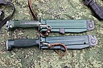 NRS 6P25 special scout knife and NR-2 scout knife - 4thTankDivisionOpenDay17p2-13.jpg