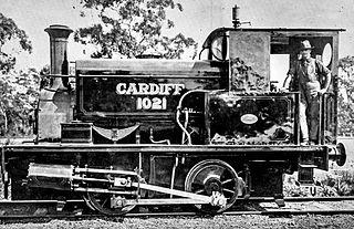 New South Wales X10 class locomotive