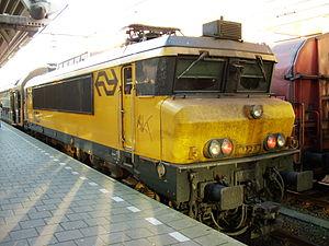 NS Class 1700 - 1723 at Amersfoort.