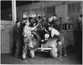 NYA-Phoenix, Arizona-workers attending WPA class in auto mechanics - NARA - 196622.tif