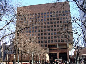 New York City Police Department headquarters