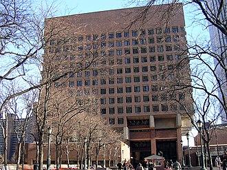 1 Police Plaza - 1 Police Plaza in 2005