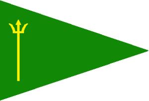 Nagod State - Image: Nagod state flag