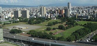 Naniwa Nagara-Toyosaki Palace - The Naniwa Palace Site Park