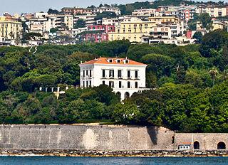 Villa Rosebery Napoli Chi Ci Vive