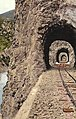 Narrow-Gauge-Railway Ostbahn Tunnels-No-3-4-5 East-of-Most-na-Drini.jpg