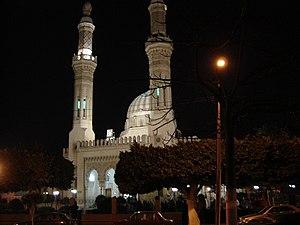 Banha - Nasser Mosque, Banha