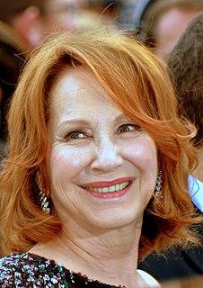 Nathalie Baye French actress
