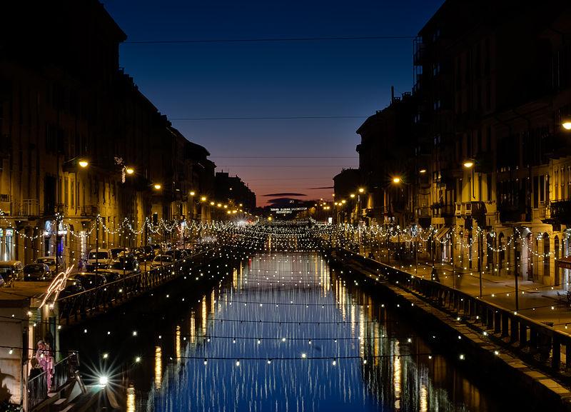 O que fazer em Milão à noite?