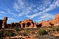 Near the The Windows, Arches National Park, Utah (3457959451).jpg