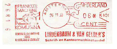 Netherlands stamp type D1.jpg