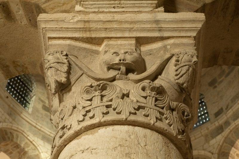 File:Neuvy-Saint-Sépulchre, Basilique Saint-Jacques-le-Majeur (Collégiale Saint-Etienne) PM 09584.jpg