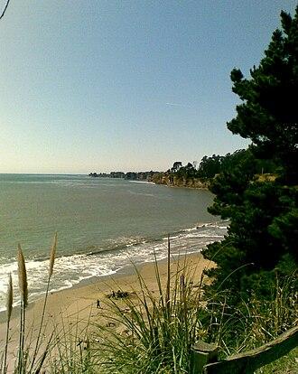 New Brighton State Beach - Image: New Brighton State Beach 2