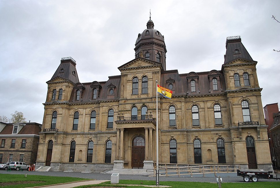 New Brunswick Legislative Assembly 2011