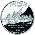 New Jersey quarter, reverse side, 1999.png