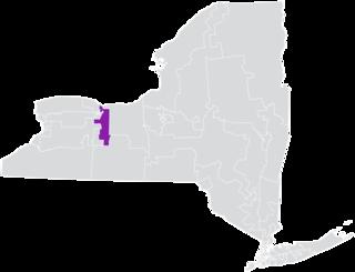 New Yorks 55th State Senate district American legislative district