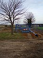 New water main goes in at Wilsford - geograph.org.uk - 360640.jpg