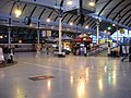 Newcastle Central Railway Station - before ticket barriers installed - geograph.org.uk - 1539118.jpg