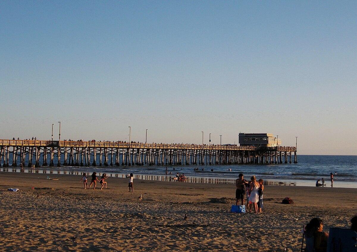 Pier Restaurant Newport Beach