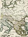 Nicholas Sanson. Romani Imperii qua Oriens est Descriptio Geographica. 1657. F.jpg
