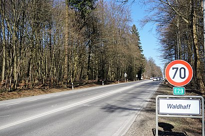 How to get to Waldhof with public transit - About the place