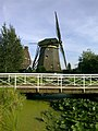 Nieuwe Veenmolen windmill, The Hague, Holland - cc 04.jpg