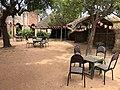 Niger, Dosso (43), museum, café-restaurant.jpg