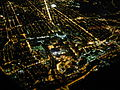 Night Aerial view of Albany capitol buildings.JPG