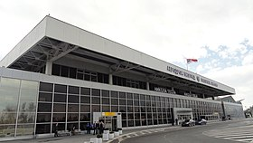 Image illustrative de l'article Aéroport Nikola-Tesla de Belgrade