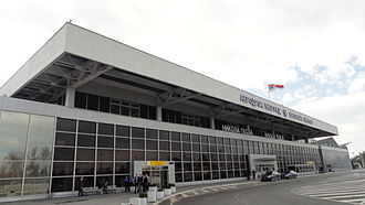 Belgrade Nikola Tesla Airport - Terminal 2