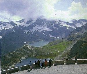 Gran Paradiso National Park - Image: Nivoletto