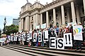 No allocation changes to Yes to Renewables - No coal export rally 10 Dec 2013.jpg