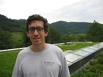 Noam Elkies - Noam Elkies in 2007