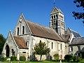 Nogent-sur-Oise (60), église Sainte-Maure-et-Sainte-Brigide, depuis le sud-ouest, place de l'Église (2).jpg