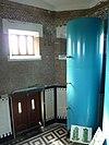 noordwijk - watertoren - watertank met deur