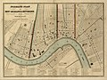 Norman's plan of New Orleans & environs, 1845. LOC 98687133.jpg