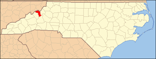 National Register of Historic Places listings in Mitchell County, North Carolina Wikimedia list article