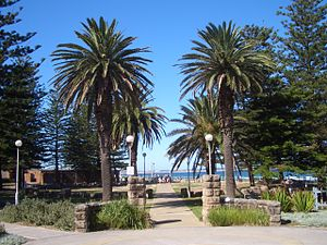 Cronulla, New South Wales - Dunningham Park, North Cronulla