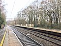 Northern platform extension at Poynton railway station.jpg