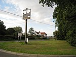 Northiam Village Sign, Northiam, East Sussex - geograph.org.uk - 930860.jpg