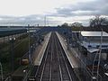 Northumberland Park stn look south from public footbridge.JPG