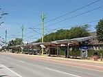 Northwest at Fairpark station, Aug 15.jpg