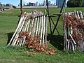 Not sure what this temporary looking structure outside Fort York was supposed to be, 2015 09 10 (2).JPG - panoramio.jpg