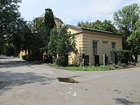 Nová obřadní síň, Hřbitov Olšany 07.jpg