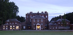 National Physical Laboratory (United Kingdom) - Image: Npl bushy house 2